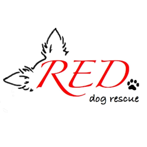Red Dog Rescue Logo
