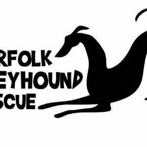 Norfolk Greyhound Rescue Logo