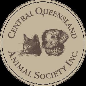 Central Queensland Animal Society Inc. Logo