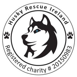 Husky Rescue Ireland Logo