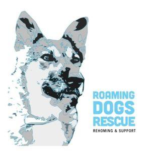 Roaming dogs rescue Logo