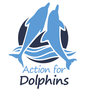 Action for Dolphins Logo