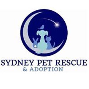 SYDNEY PET RESCUE & ADOPTION INC. Logo