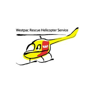 Westpac Rescue Helicopter Service Logo