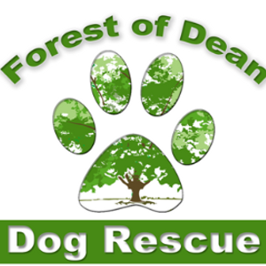 Forest of Dean Dog Rescue Logo