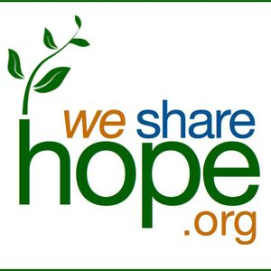 We Share Hope Logo