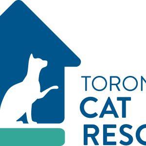 Toronto Cat Rescue Logo