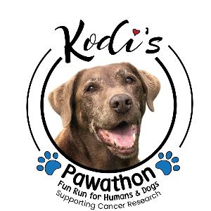 Kodi's Paw-A-Thon Inc. Logo