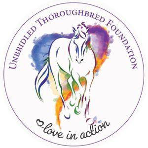 Unbridled Thoroughbred Foundation Logo