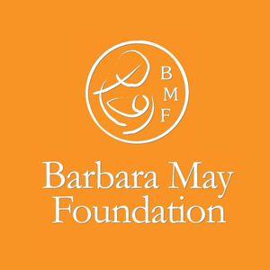 Tha Barbara May Foundation Logo