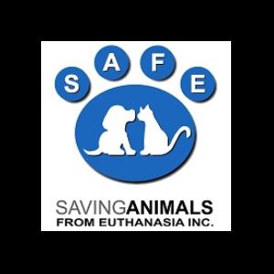 Saving Animals From Euthanasia Inc Logo