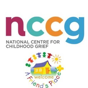 A Friend's Place National Centre for Childhood Grief Logo