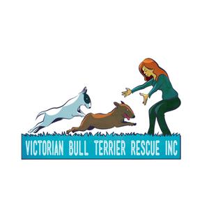 Victorian Bull Terrier Rescue Inc Logo