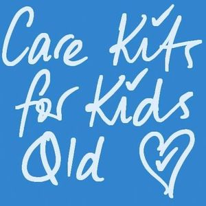 Care Kits for Kids Qld Inc. Logo