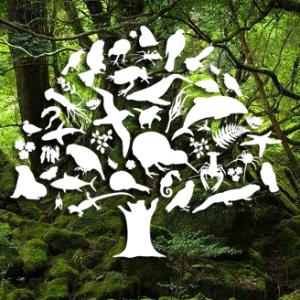 Forest & Bird NZ Logo