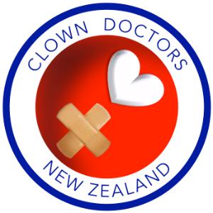 Clown Doctors New Zealand Logo