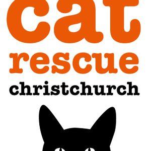 Cat Rescue Christchurch Logo
