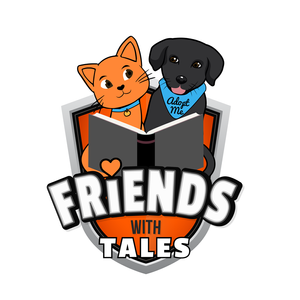 Friends with tales Logo