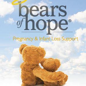 Bears Of Hope Pregnancy & Infant Loss Support Inc Logo