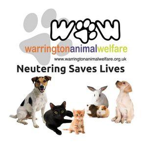 Warrington Animal Welfare Logo