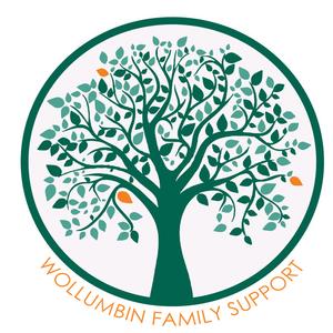 Wollumbin Family Support Logo