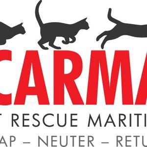 CA-R-MA.org - Cat Rescue Maritimes Logo