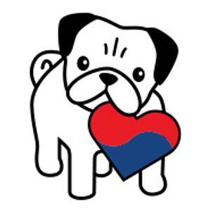Pug Rescue of Korea Logo
