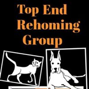 Top End Rehoming Group Incorporated Logo