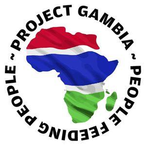 Project Gambia: People Feeding People Logo