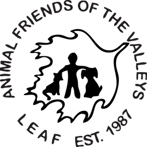 Animal Friends of the Valleys Logo
