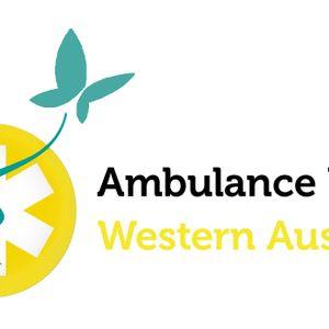 Ambulance Wish Western Australia Logo