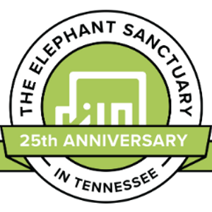 The Elephant Sanctuary in Tennessee Logo