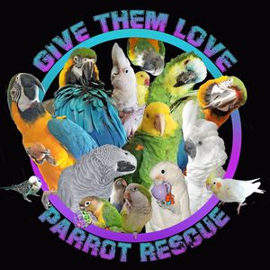 GTL Parrot Rescue Logo