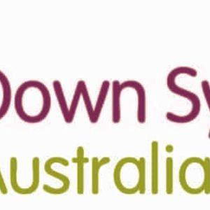 Down Syndrome Australia Logo