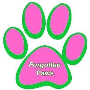 Forgotten Paws Dog Rescue Logo