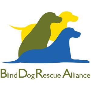 Blind Dog Rescue Alliance Logo