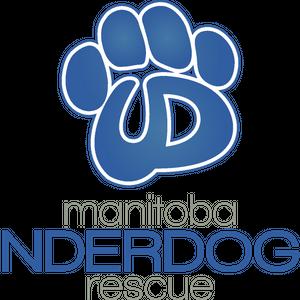 Manitoba Underdogs Rescue Logo